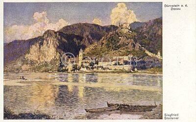Dürnstein a. d. Donau von Siegfried Stoitzner rev. Selbstverlag