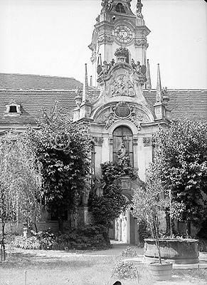 Dürnstein 1911 von Josef Reifschneider