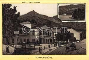 Vorderbrühl, Hotel Zwei Raben