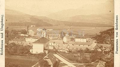 Panorama von Reichenau